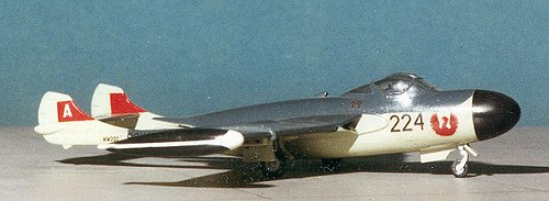 Frog/Novo 1/72 Sea Venom FAW.21 by Scott Van Aken