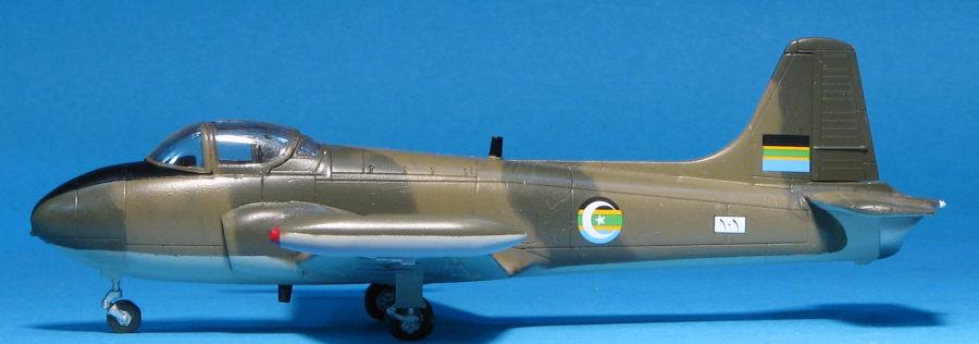 Airfix 172 Jet Provost T3 By Scott Van Aken
