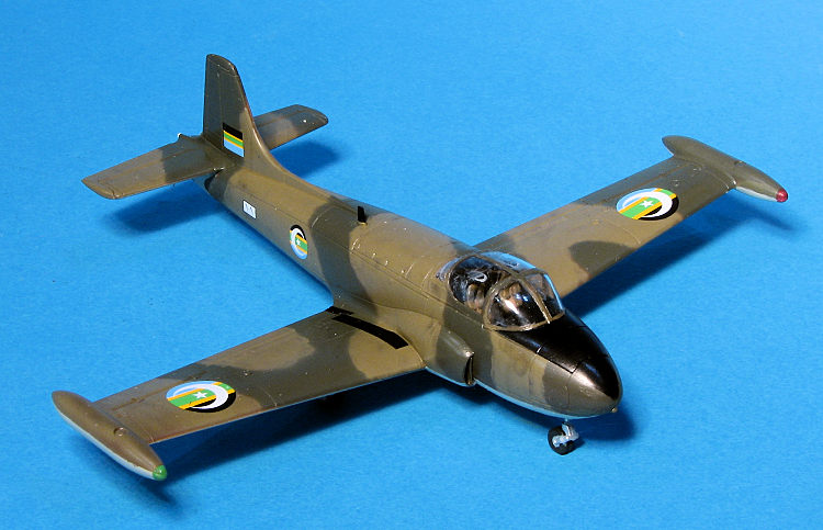 Airfix A02103 BAC Jet PROVOST T3 in 1:72