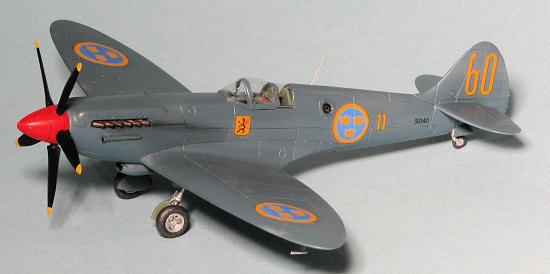 Airfix A02017A Supermarine Spitfire Pr.XIX 1//72