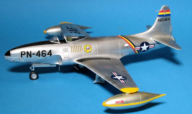 Hobby Boss F-80A Shooting Star Kit