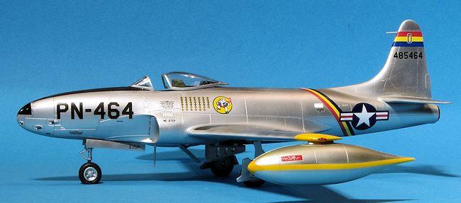 Hobby Boss 81723 Modellbausatz F-80A Shooting Star fighter