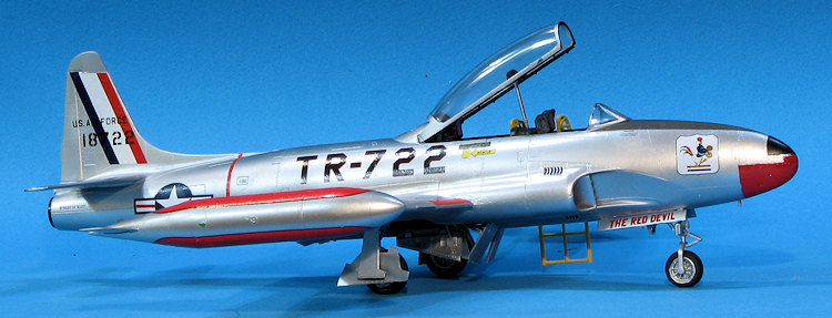 """Great Wall Hobby 1//48 T-33A /""""Shooting Star/"""" Early Version T-33A Aircraft L4819"""