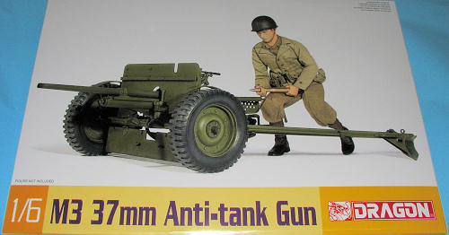 German 50 Mm Anti Tank Gun: Dragon 1/6 M3 37mm Anti-Tank Gun, Previewed By Scott Van Aken