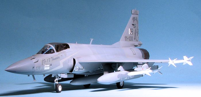 Bronco 1/48 JF-17 'Thunder', by Scott Van Aken