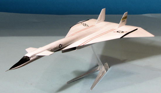 Cyber Hobby 1 200 Xb 70 Valkyrie Av 1 Reviewed By Scott
