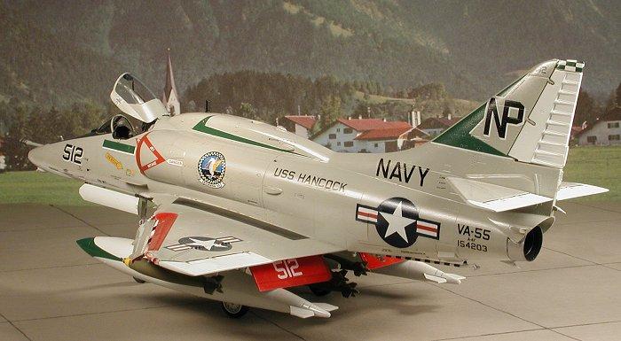 Hasegawa 1 48 A 4e F Skyhawk