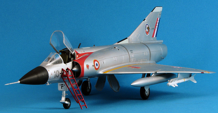 Hobby Boss 1 48 Mirage Iiic By Scott Van Aken