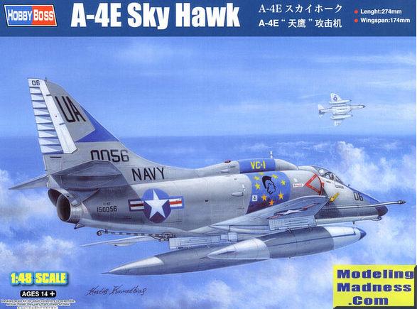 Hobby Boss 81765 A-4F Sky Hawk in 1:48