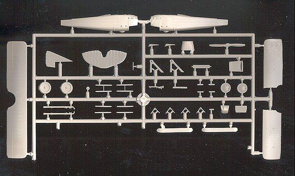 Plastic Model Kit MAC Distribution 1//72 DUX Spad in Post War # 72050